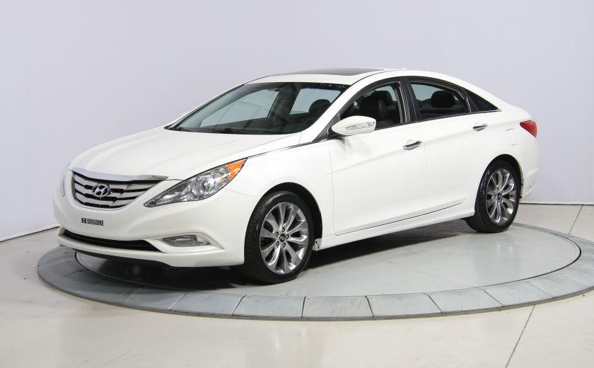 2012 Hyundai Sonata 2.0T AUTO A/C TOIT MAGS BLUETOOTH #2