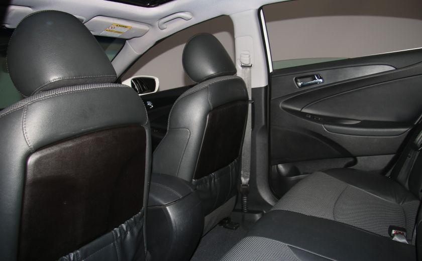 2012 Hyundai Sonata 2.0T AUTO A/C TOIT MAGS BLUETOOTH #19