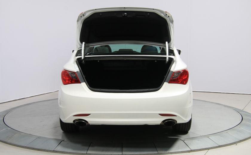 2012 Hyundai Sonata 2.0T AUTO A/C TOIT MAGS BLUETOOTH #28