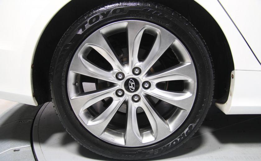 2012 Hyundai Sonata 2.0T AUTO A/C TOIT MAGS BLUETOOTH #31