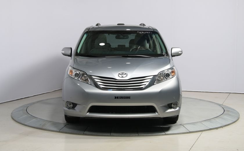 2013 Toyota Sienna LIMITED AWD CUIR TOIT NAV DVD MAGS #1