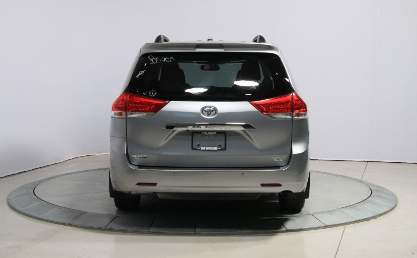 2013 Toyota Sienna LIMITED AWD CUIR TOIT NAV DVD MAGS #5