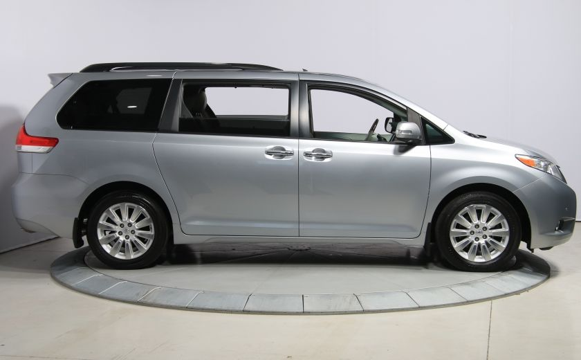 2013 Toyota Sienna LIMITED AWD CUIR TOIT NAV DVD MAGS #7