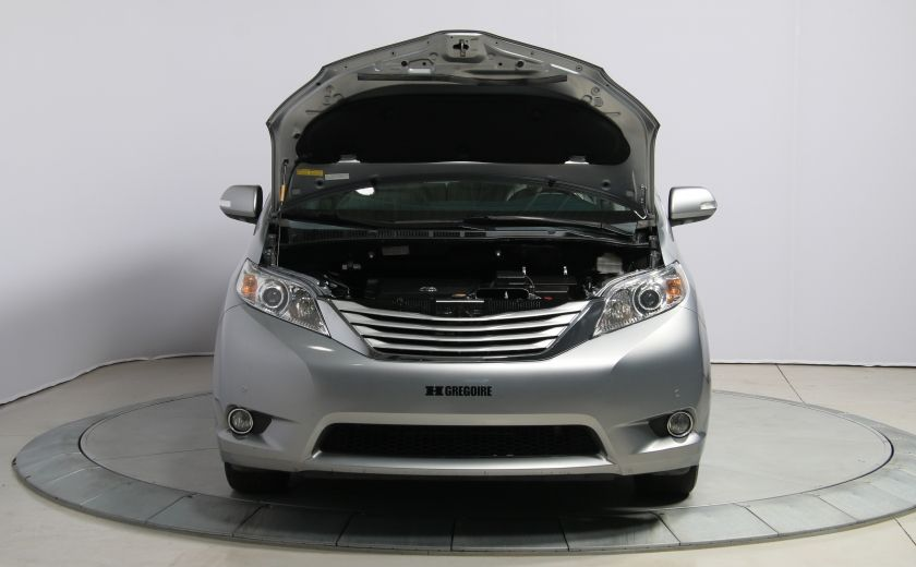 2013 Toyota Sienna LIMITED AWD CUIR TOIT NAV DVD MAGS #36