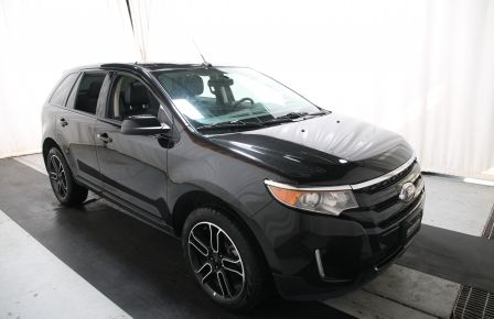 2014 Ford EDGE SEL AUTOMATIQUE  A/C MAGS BLUETHOOT CUIR TOIT in Abitibi