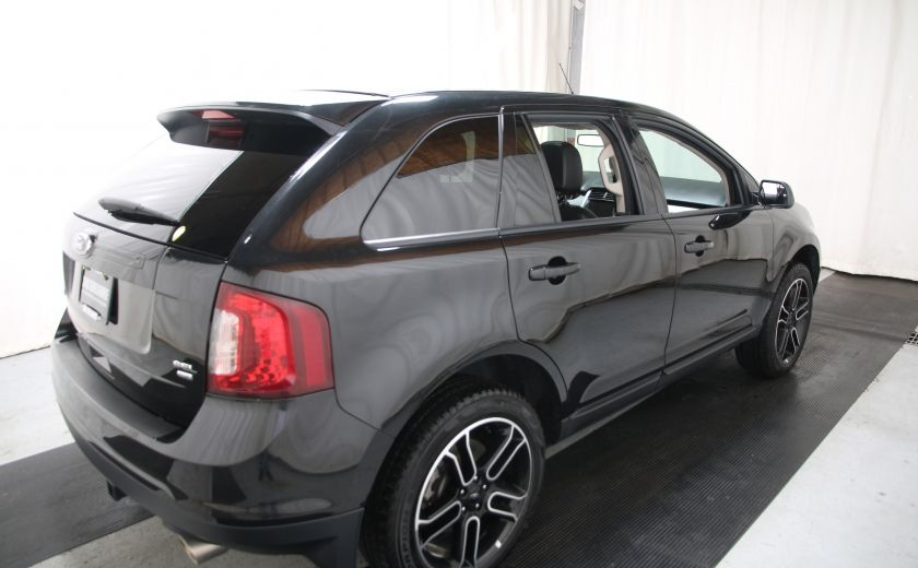 2014 Ford EDGE SEL AUTOMATIQUE  A/C MAGS BLUETHOOT CUIR TOIT #5