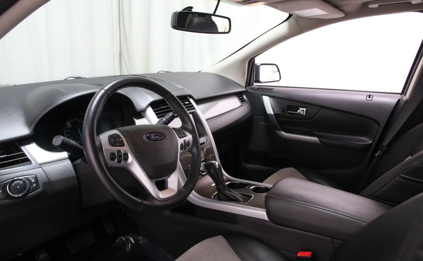 2014 Ford EDGE SEL AUTOMATIQUE  A/C MAGS BLUETHOOT CUIR TOIT #9