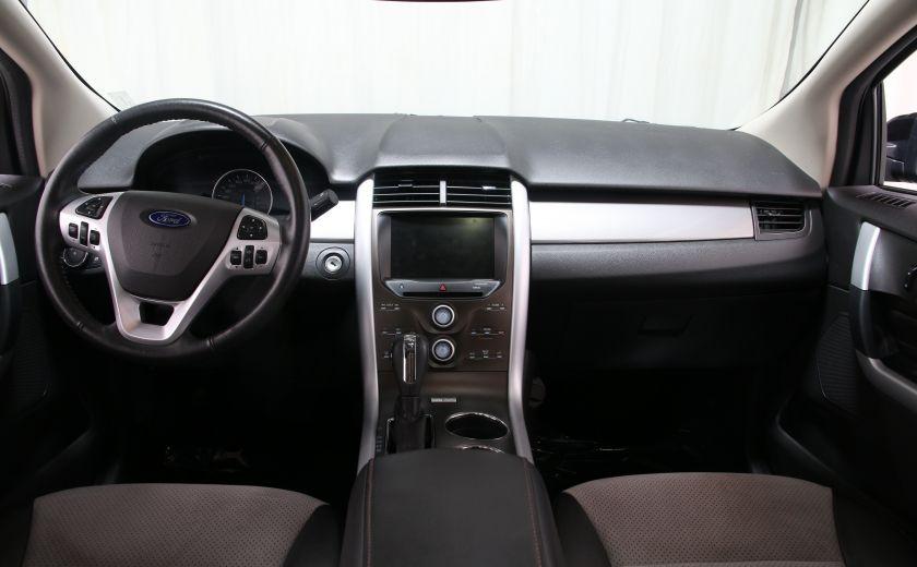 2014 Ford EDGE SEL AUTOMATIQUE  A/C MAGS BLUETHOOT CUIR TOIT #11