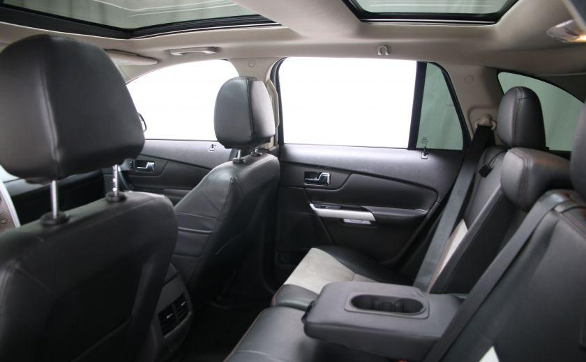 2014 Ford EDGE SEL AUTOMATIQUE  A/C MAGS BLUETHOOT CUIR TOIT #14