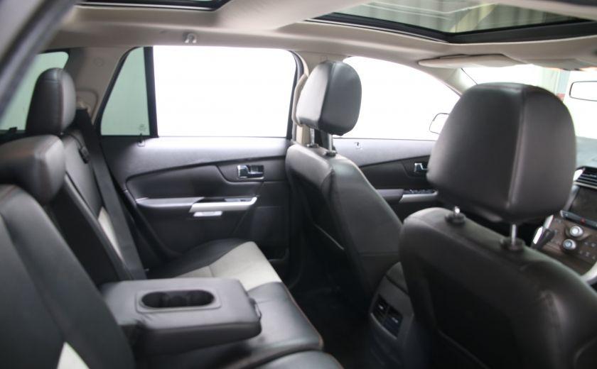 2014 Ford EDGE SEL AUTOMATIQUE  A/C MAGS BLUETHOOT CUIR TOIT #16