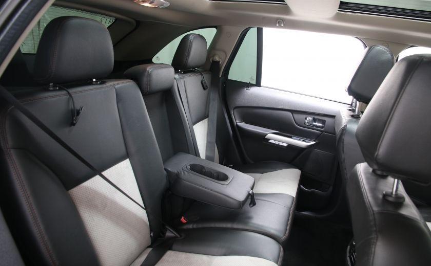 2014 Ford EDGE SEL AUTOMATIQUE  A/C MAGS BLUETHOOT CUIR TOIT #17