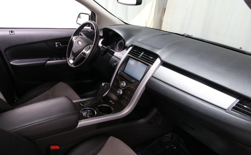 2014 Ford EDGE SEL AUTOMATIQUE  A/C MAGS BLUETHOOT CUIR TOIT #18