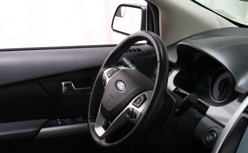 2014 Ford EDGE SEL AUTOMATIQUE  A/C MAGS BLUETHOOT CUIR TOIT #19