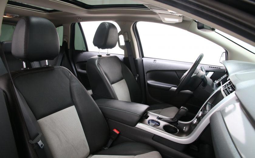 2014 Ford EDGE SEL AUTOMATIQUE  A/C MAGS BLUETHOOT CUIR TOIT #20