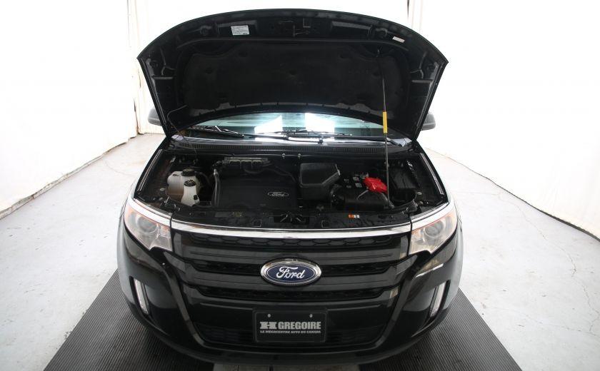 2014 Ford EDGE SEL AUTOMATIQUE  A/C MAGS BLUETHOOT CUIR TOIT #21