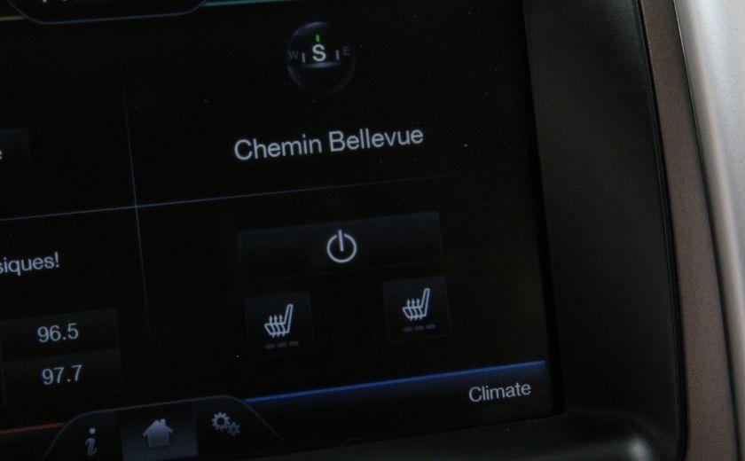 2014 Ford EDGE SEL AUTOMATIQUE  A/C MAGS BLUETHOOT CUIR TOIT #24