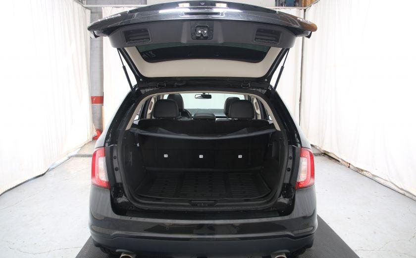 2014 Ford EDGE SEL AUTOMATIQUE  A/C MAGS BLUETHOOT CUIR TOIT #25