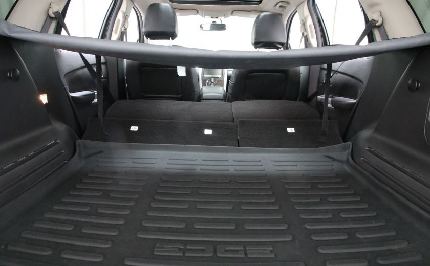 2014 Ford EDGE SEL AUTOMATIQUE  A/C MAGS BLUETHOOT CUIR TOIT #27