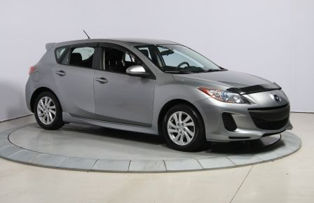 2012 Mazda 3 GS-SKY AUTO A/C GR ELECT MAGS BLUETOOTH in Laval