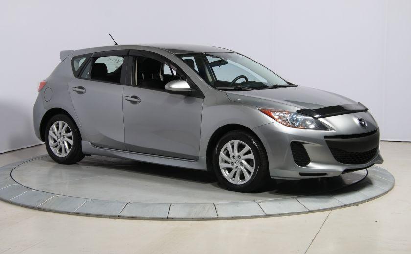 2012 Mazda 3 GS-SKY AUTO A/C GR ELECT MAGS BLUETOOTH #0