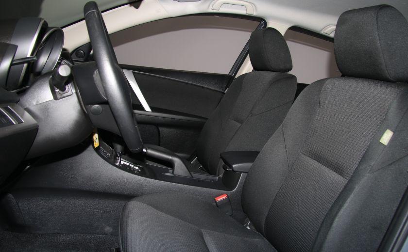 2012 Mazda 3 GS-SKY AUTO A/C GR ELECT MAGS BLUETOOTH #9