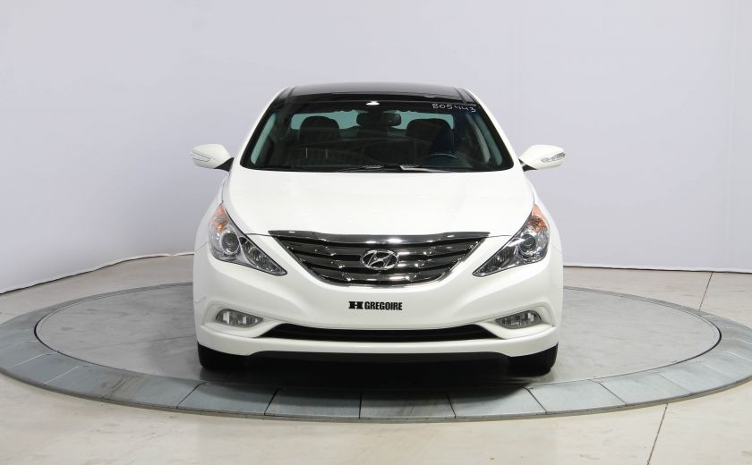 2012 Hyundai Sonata Limited AUTO A/C CUIR TOIT PANO MAGS BLUETOOTH #1