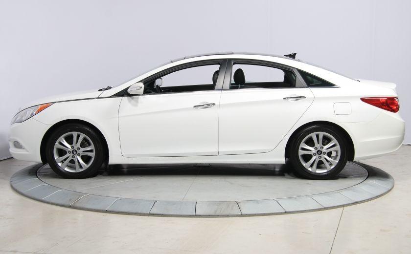 2012 Hyundai Sonata Limited AUTO A/C CUIR TOIT PANO MAGS BLUETOOTH #3
