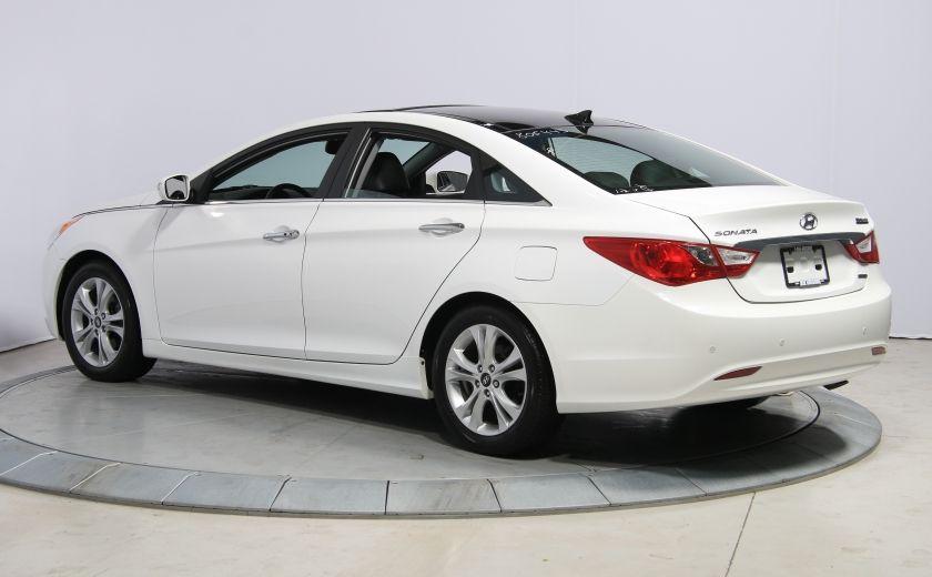 2012 Hyundai Sonata Limited AUTO A/C CUIR TOIT PANO MAGS BLUETOOTH #4