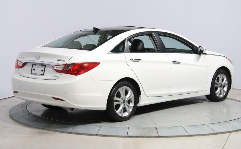 2012 Hyundai Sonata Limited AUTO A/C CUIR TOIT PANO MAGS BLUETOOTH #6