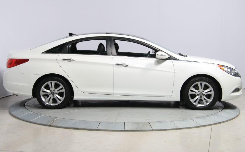 2012 Hyundai Sonata Limited AUTO A/C CUIR TOIT PANO MAGS BLUETOOTH #7