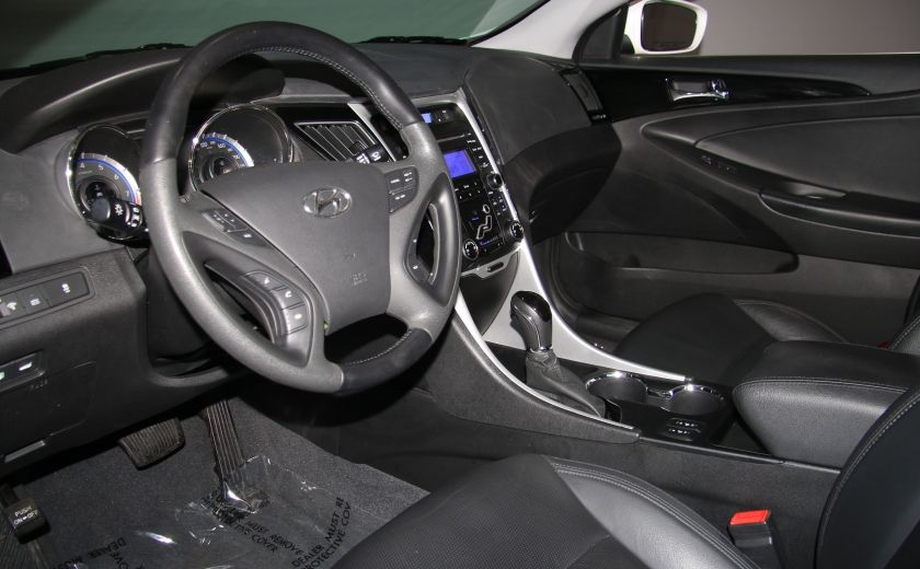 2012 Hyundai Sonata Limited AUTO A/C CUIR TOIT PANO MAGS BLUETOOTH #8