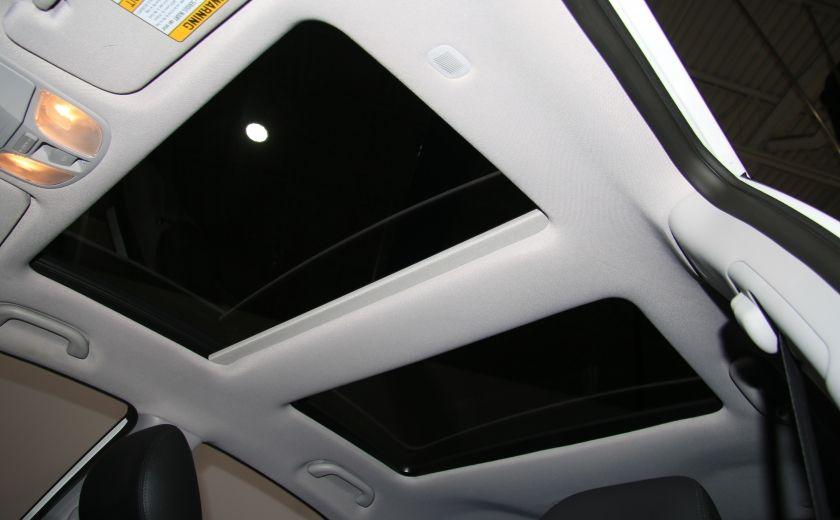 2012 Hyundai Sonata Limited AUTO A/C CUIR TOIT PANO MAGS BLUETOOTH #12