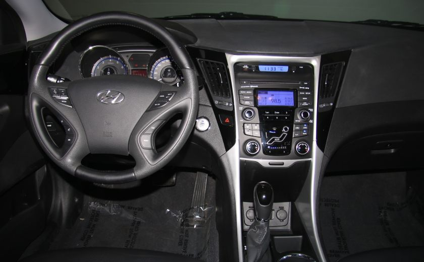 2012 Hyundai Sonata Limited AUTO A/C CUIR TOIT PANO MAGS BLUETOOTH #14