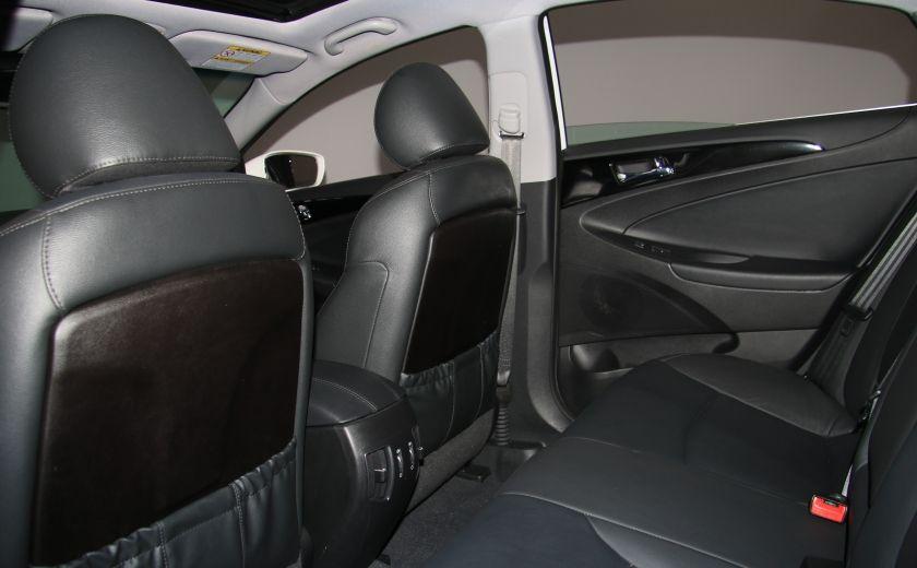 2012 Hyundai Sonata Limited AUTO A/C CUIR TOIT PANO MAGS BLUETOOTH #21