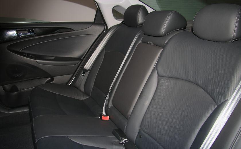 2012 Hyundai Sonata Limited AUTO A/C CUIR TOIT PANO MAGS BLUETOOTH #22