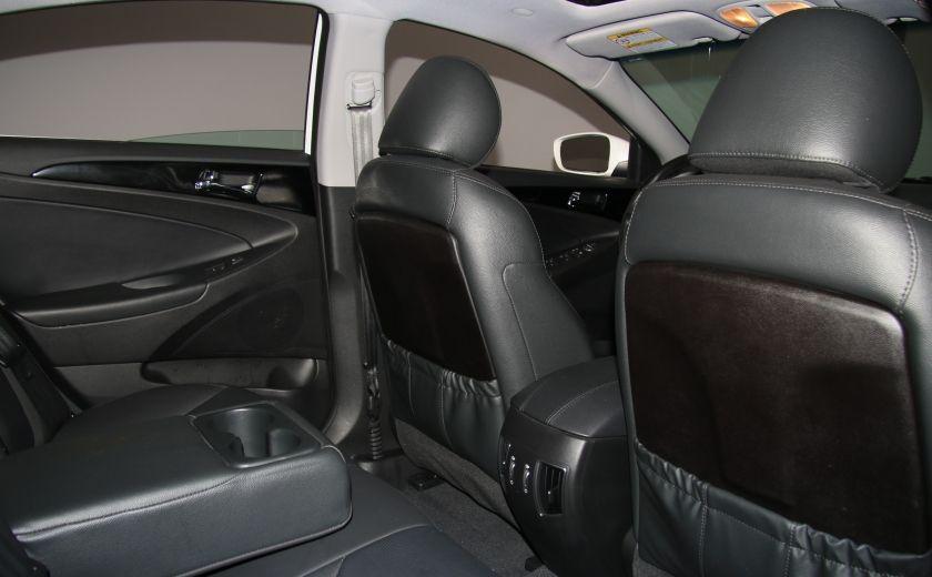 2012 Hyundai Sonata Limited AUTO A/C CUIR TOIT PANO MAGS BLUETOOTH #24