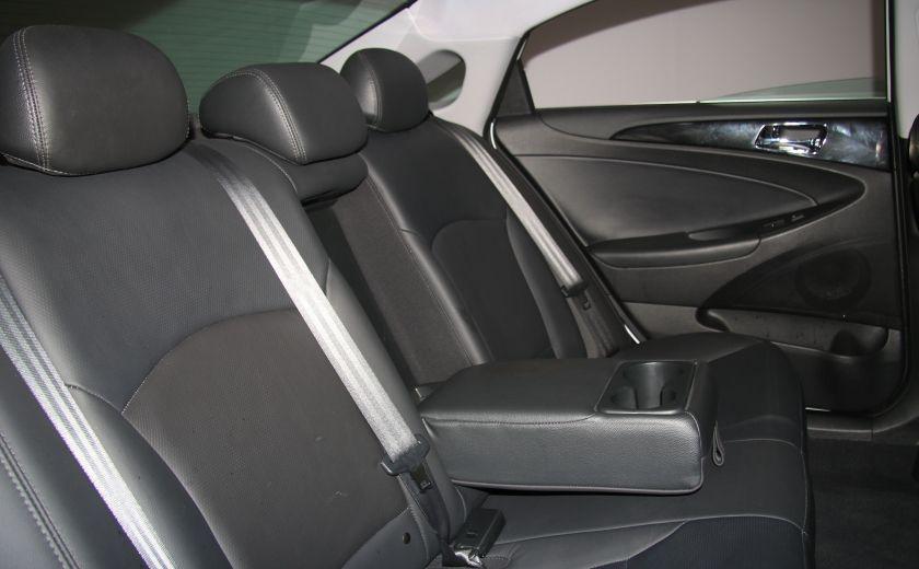 2012 Hyundai Sonata Limited AUTO A/C CUIR TOIT PANO MAGS BLUETOOTH #25