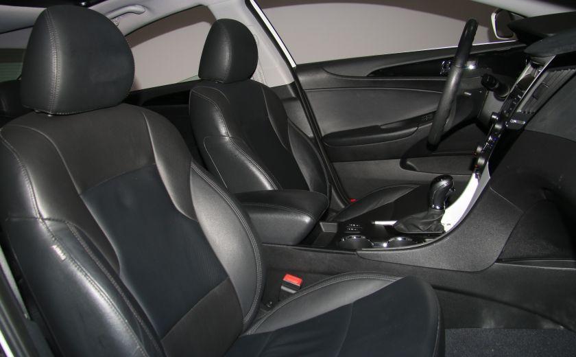 2012 Hyundai Sonata Limited AUTO A/C CUIR TOIT PANO MAGS BLUETOOTH #28