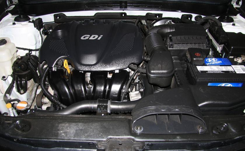2012 Hyundai Sonata Limited AUTO A/C CUIR TOIT PANO MAGS BLUETOOTH #29