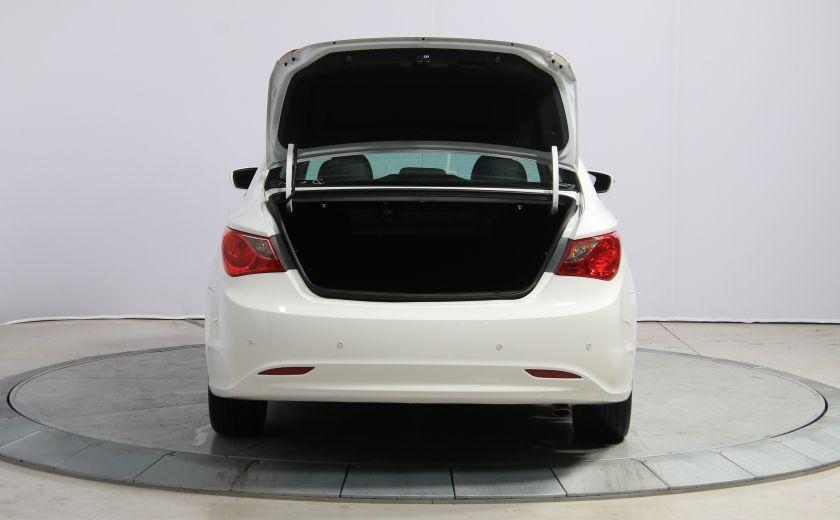 2012 Hyundai Sonata Limited AUTO A/C CUIR TOIT PANO MAGS BLUETOOTH #30