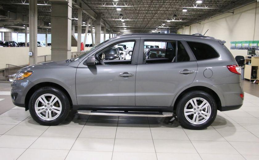 2010 Hyundai Santa Fe GL SPORT V6 TOIT MAGS BLUETHOOT #3
