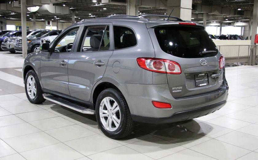 2010 Hyundai Santa Fe GL SPORT V6 TOIT MAGS BLUETHOOT #4