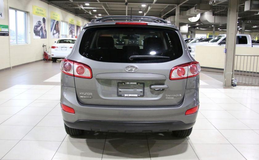 2010 Hyundai Santa Fe GL SPORT V6 TOIT MAGS BLUETHOOT #5