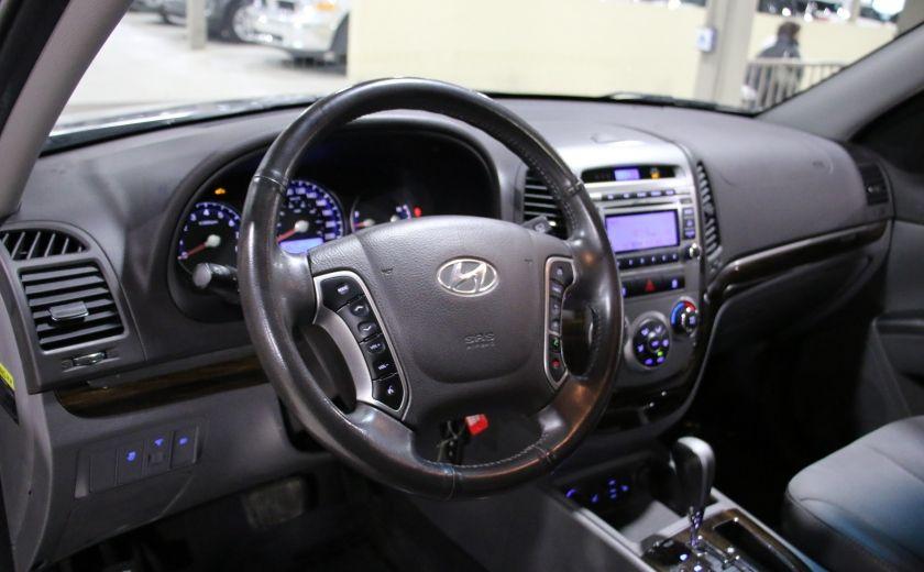 2010 Hyundai Santa Fe GL SPORT V6 TOIT MAGS BLUETHOOT #8