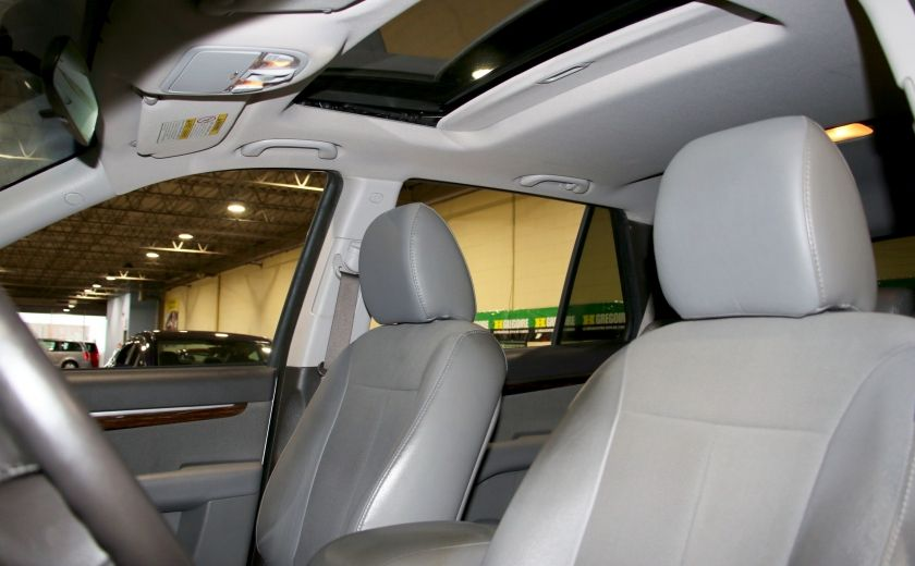 2010 Hyundai Santa Fe GL SPORT V6 TOIT MAGS BLUETHOOT #9