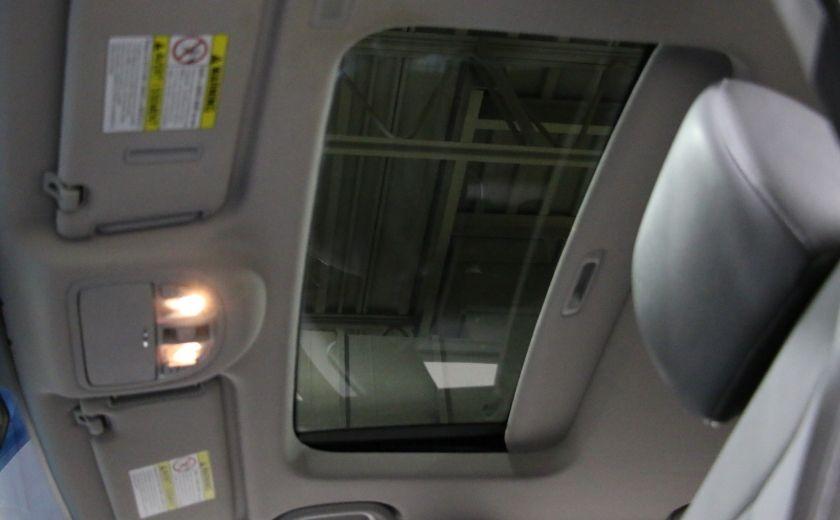 2010 Hyundai Santa Fe GL SPORT V6 TOIT MAGS BLUETHOOT #12