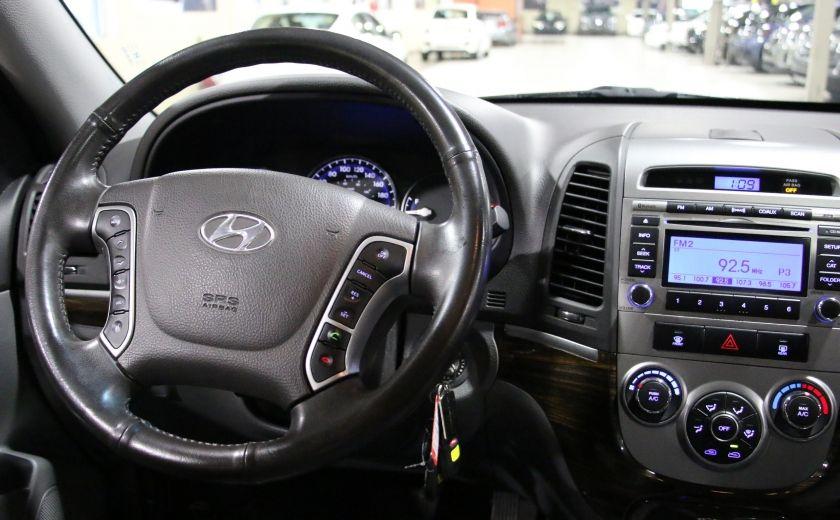 2010 Hyundai Santa Fe GL SPORT V6 TOIT MAGS BLUETHOOT #14