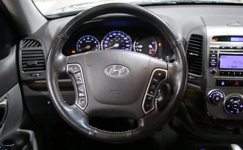 2010 Hyundai Santa Fe GL SPORT V6 TOIT MAGS BLUETHOOT #15