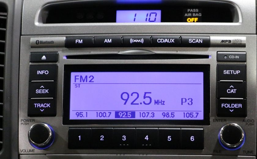 2010 Hyundai Santa Fe GL SPORT V6 TOIT MAGS BLUETHOOT #16