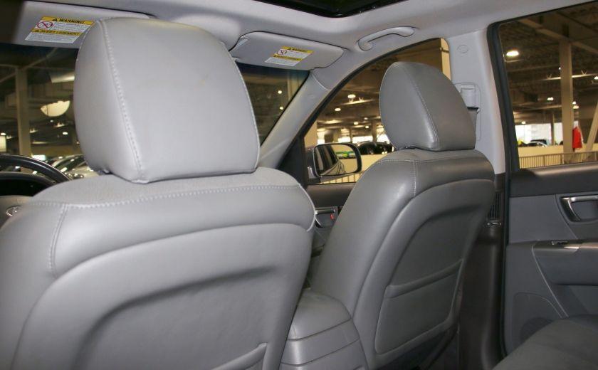 2010 Hyundai Santa Fe GL SPORT V6 TOIT MAGS BLUETHOOT #20